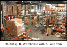 SCP Warehouse